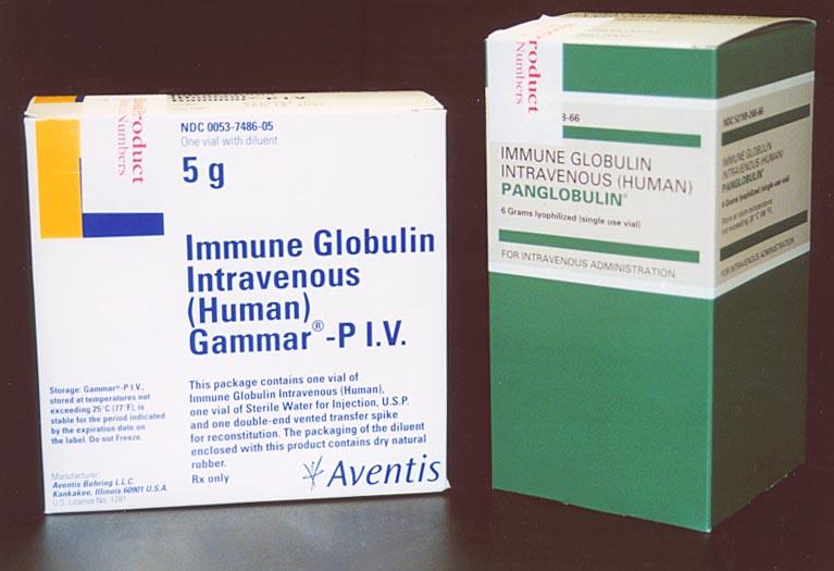 Multiple Sclerosis Research: IV IG making false positives for JC Virus